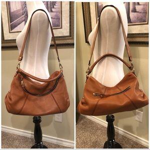 Banana Republic Leather Handbag